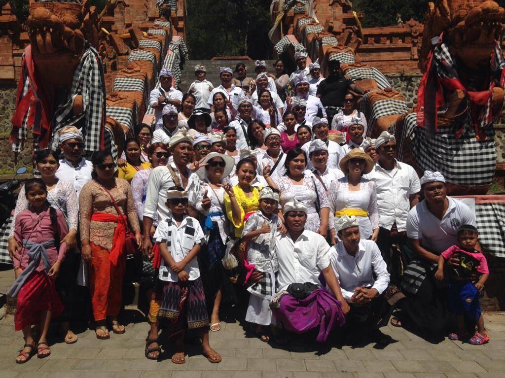 バリ島の観光ツアー・オプションは、カーチャーター大好きバリ!!へ